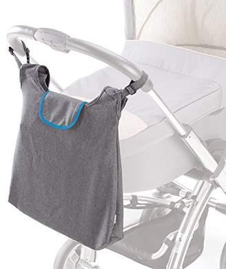 DIAGO 30077.75276 Deluxe Pram Bag (Blue)
