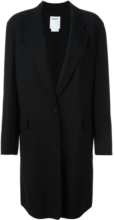 DKNYDKNY single breasted coat