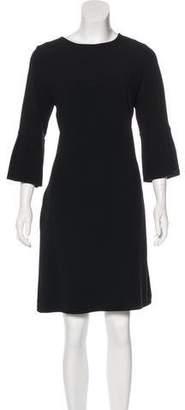 Odeeh Long Sleeve Knee-Length Dress