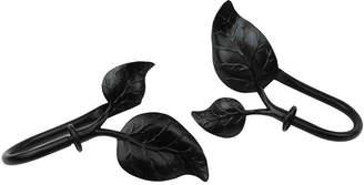 JCPenney ROD DESYNE Rod Desyne Decorative Holdbacks with Ivy Finial