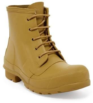 Hunter Waterproof Lace-Up Boot (Women)