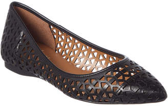 French Sole Quantum Leather Flat