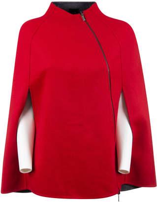 Armani Collezioni Zipped Pea Coat