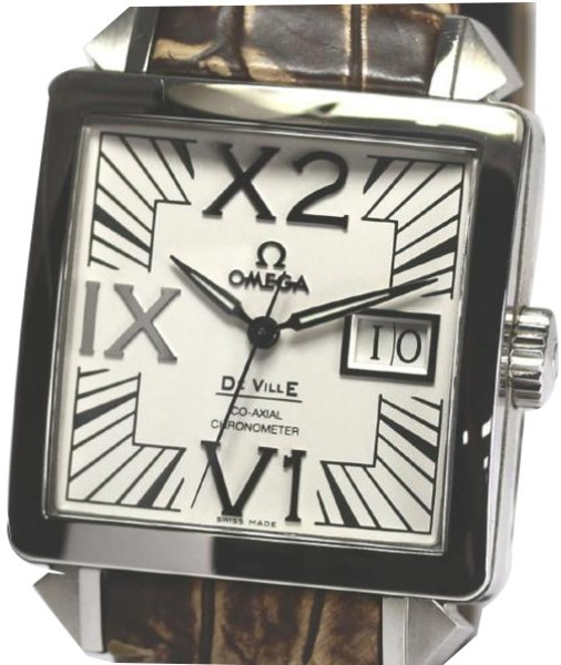 Omega Omega 7813.30.39 De Ville Co-Axial X2 Stainless Steel Automatic 35mm Mens Watch