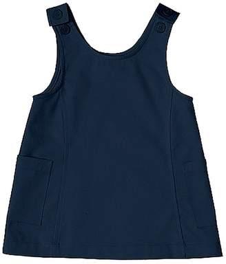 Classroom Uniforms Toddler Girls Preschool Uniforms Navy Jumper Dress