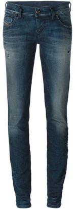 Diesel 'Grupee. 0847P' jeans $197.30 thestylecure.com