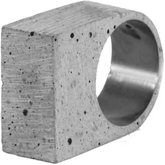 CELSIUS 273 - Concrete Architectural Ring Monolog