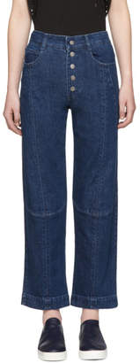 Stella McCartney Blue Yara Jeans