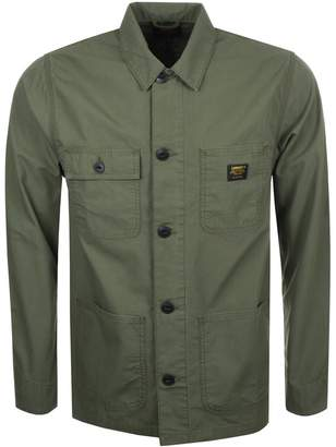 Michigan Shirt Jacket Green