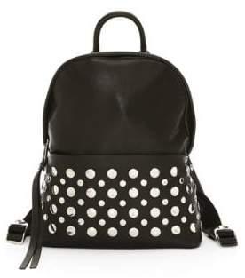 Rebecca Minkoff Studded Leather Backpack