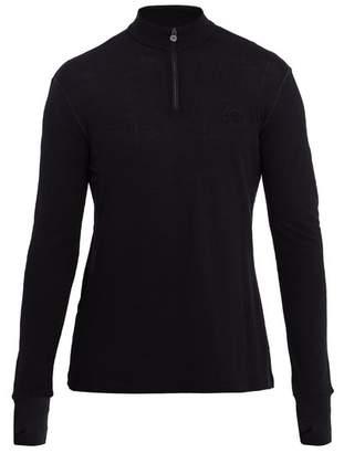 Iffley Road - Thorpe Wool Track Top - Mens - Black