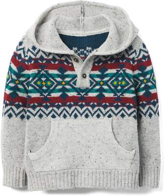 Crazy 8 Crazy8 Toddler Hooded Sweater