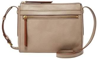 Fossil Felicity Crossbody Handbags Taupe