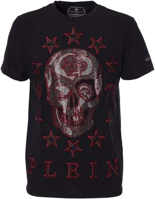 Philipp Plein Skull Star T-shirt