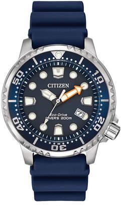 Citizen Eco-Drive Promaster Professional Diver Mens Sport Watch BN0151-09L