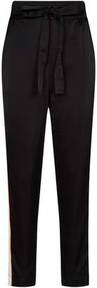 SET Striped Trousers
