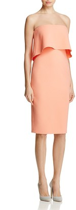 LIKELY Driggs Strapless Dress $178 thestylecure.com