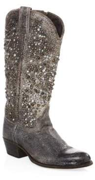 Frye Deborah Mid-Calf Western Boots