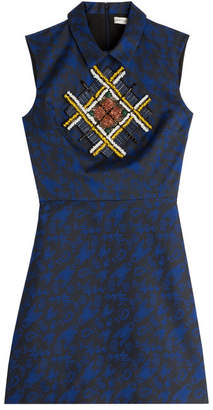 Mary Katrantzou Embellished Dress