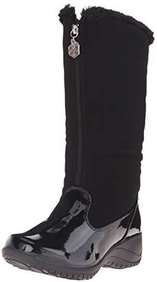 Khombu Women's Amber-KH Cold Weather Boot $15.99 thestylecure.com