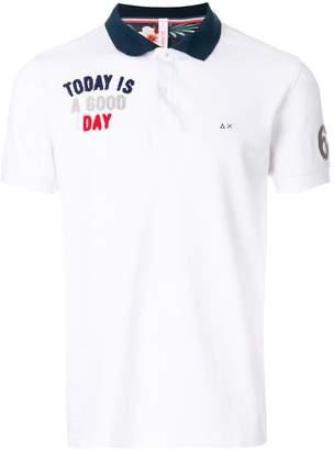 Sun 68 good day polo shirt