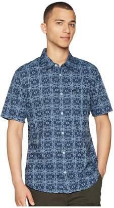 RVCA Vision Short Sleeve Men's Short Sleeve Pullover