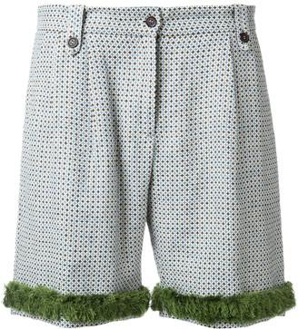 Jupe By Jackie tile pattern shorts