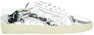 Saint Laurent Patent leather low trainers