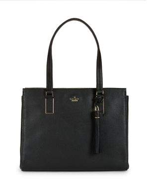 Kate Spade Kingston Drive Bartlett Leather Tote
