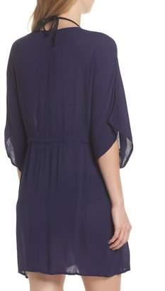 Echo Open Front Cover-Up Caftan