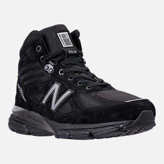 New Balance Men's 990 V4 Mid Running Shoes