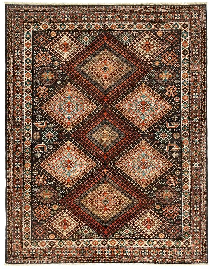 Adina Collection Oriental Rug, 5'5 x 7'
