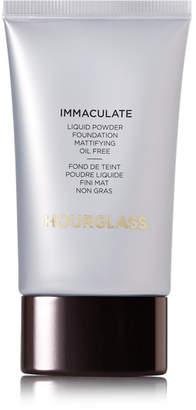 Hourglass Immaculate Liquid Powder Foundation - Porcelain, 30ml