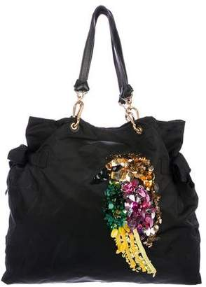 Marc Jacobs Tropical Chappy Bird Tote