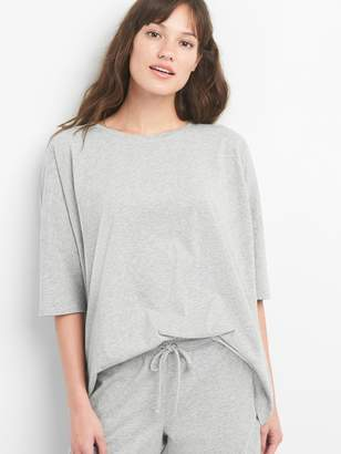 Gap Oversize Short Sleeve Crewneck T-Shirt