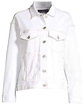 3x1 Women's Oversize Jean Jacket