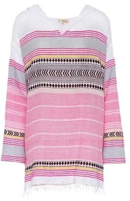 Lemlem Luchia cotton-blend hoodie