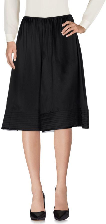 CelineCÉLINE Knee length skirts