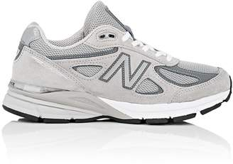 New Balance Women's 990v4 Suede Sneakers