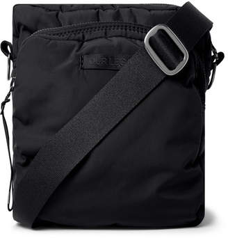 Our Legacy Valve Shell Messenger Bag - Men - Black