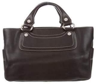 Celine Boogie Leather Bag