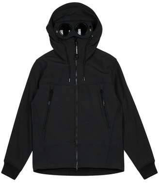C.P. Company Black Goggle Shell Jacket