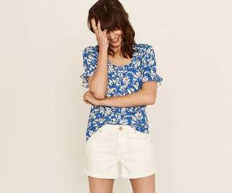 Oasis FLORAL GYPSY TOP