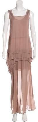 See by Chloe Silk Sleeveless Dress w/ Tags