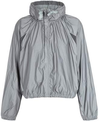 Free People Movement Aurora Reflective Nylon Jacket
