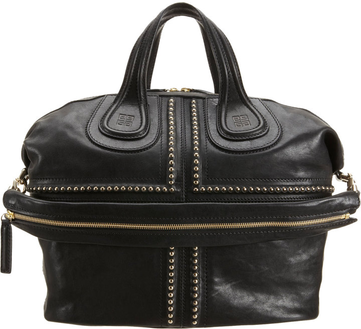 Givenchy Nightingale Ball Chain Medium Satchel