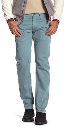 Mavi Jeans Zach Smoke Blue Twill Straight Jeans
