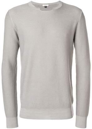 Paolo Pecora textured jumper