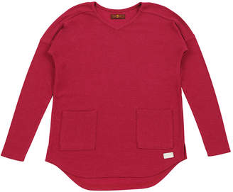 7 For All Mankind Seven 7 Drop Shoulder Sweater