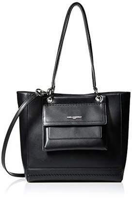 Karl Lagerfeld Paris Gem Faux Leather Multi Function Tote